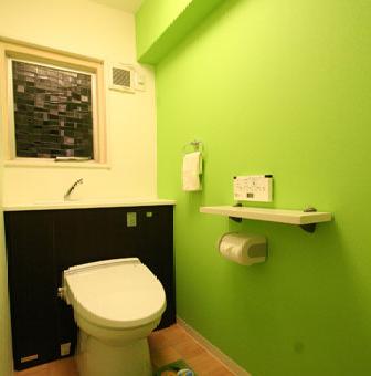 トイレ 間取り 位置