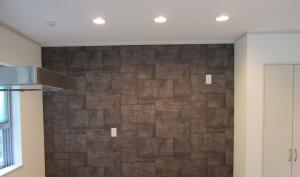 新築 壁紙 クロス 収納 バランス