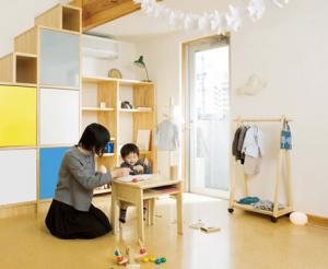 新築子供部屋壁紙選び方