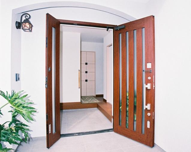 新築一戸建て注文住宅玄関の大きさ選び方