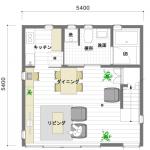 新築30坪間取り画像付|家事動線成功と失敗の差
