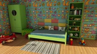 新築子供部屋暗い原因