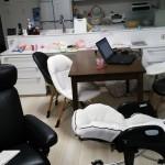 リビングダイニングソファやテーブル配置実例画像付