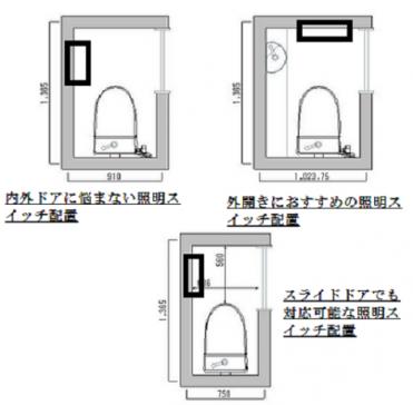 新築一戸建て注文住宅照明スイッチ配置成功法コツ