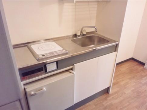 新築キッチン床材選び方
