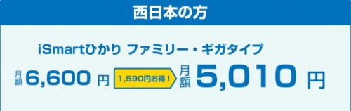 NTT西日本料金