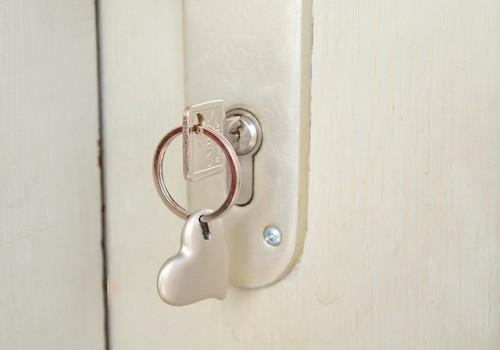 新築一戸建て子供部屋ドアに鍵メリット