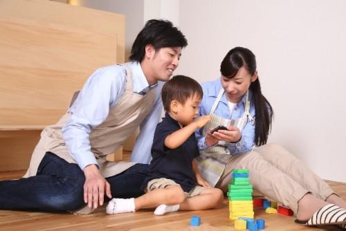新築一戸建て子育てしやすい環境作りとスマホ依存対策