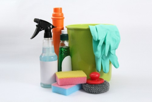 新築お風呂掃除カビ対策