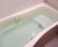 新築お風呂色バスタブ