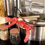 システムキッチン調味料入れを収納実例画像付Web内覧会