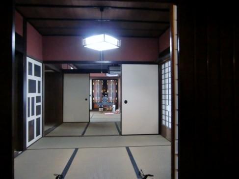 新築一戸建て間取り風水仏壇位置