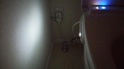 新築トイレのメーカーTOTOアプリコットF3おすすめポイント照明