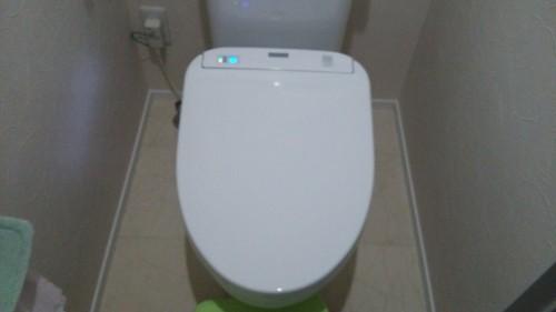 新築トイレのメーカーTOTOおすすめポイントコンパクト