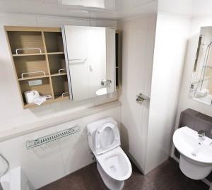 間取り新築トイレ