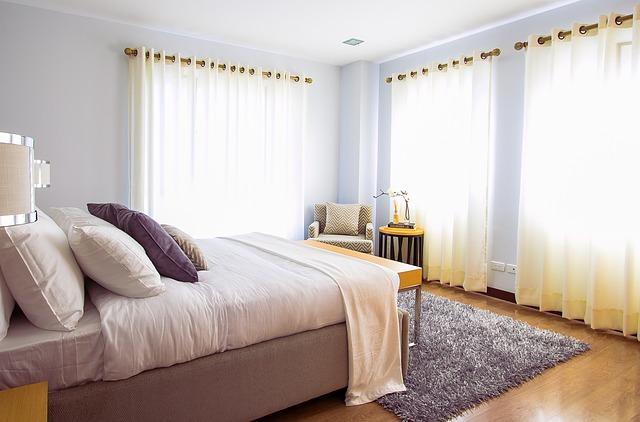 新築カーテンやカーテンレール注意点
