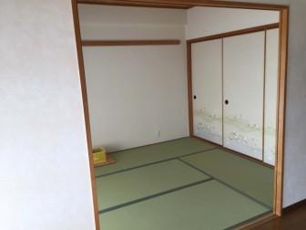 新築和室4.5畳で最も重要な事