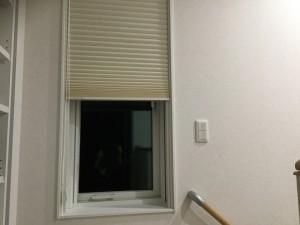 新築窓の種類2階廊下