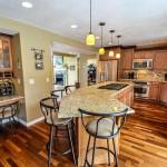 アイランドキッチンダイニングテーブル配置やサイズ選び方注意点
