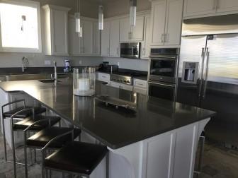 新築ブログ内覧会キッチン収納の探し方