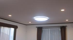 リビング照明ダウンライトシーリング