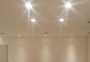 リビング照明ledダウンライト