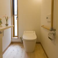 新築 一戸建てトイレ壁床材選び方