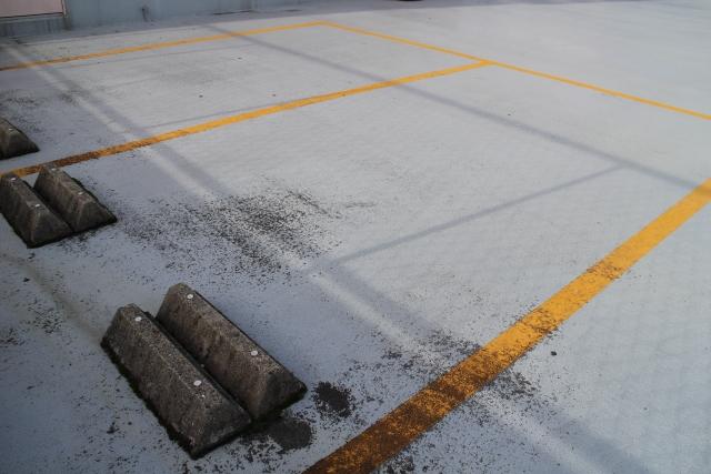 一戸建て外構工事駐車場