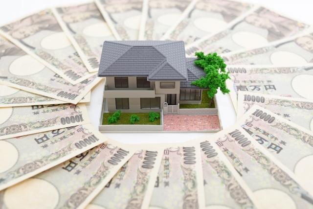新築一戸建て諸費用ハウスメーカー手付金相場は100万円
