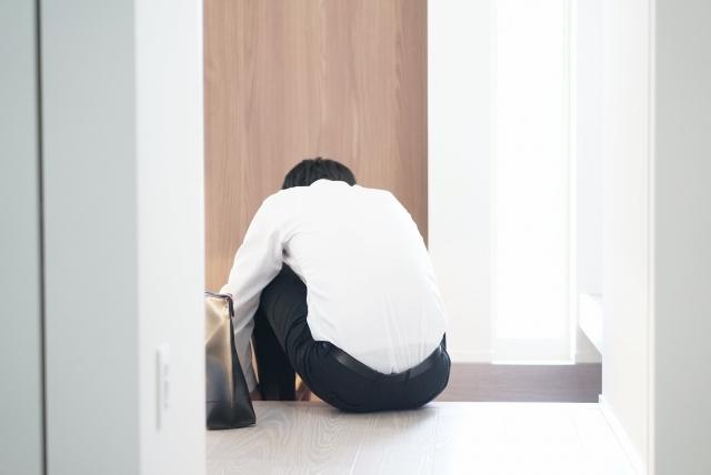 間取り失敗原因1.トイレが玄関から丸見え