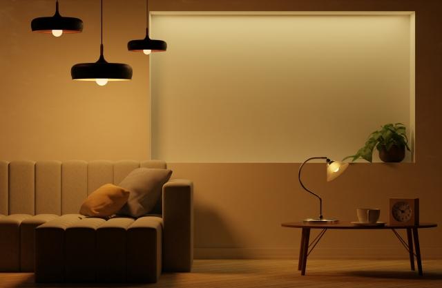 リビング照明LEDダウンライト後悔の原因