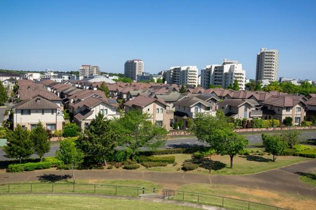 平均相場が安い住宅事情