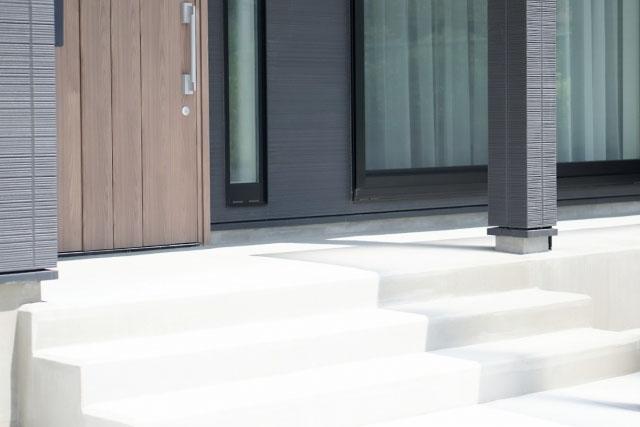 新築平屋家事動線で玄関が重要な理由