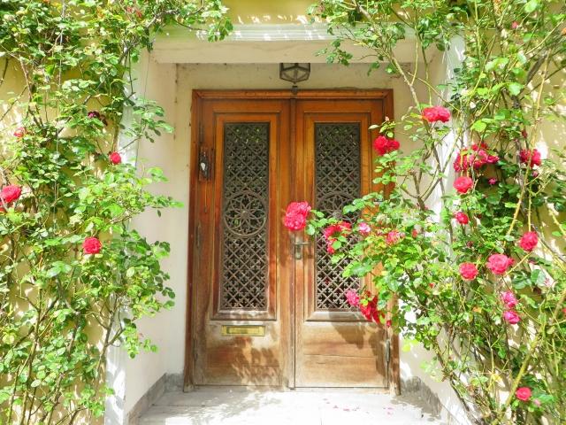 新築注文住宅玄関ドアサイズや色