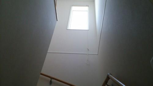 新築階段窓種類WEB内覧会