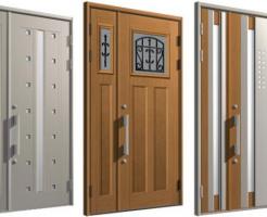 新築玄関ドア一戸建て選び方