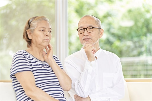 老後の不安要素