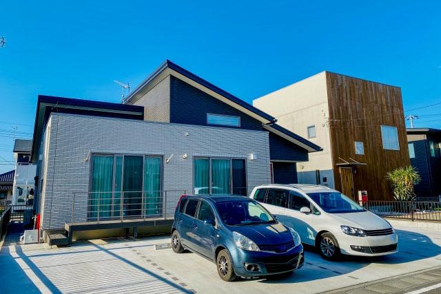 新築玄関の成功法アプローチの構想