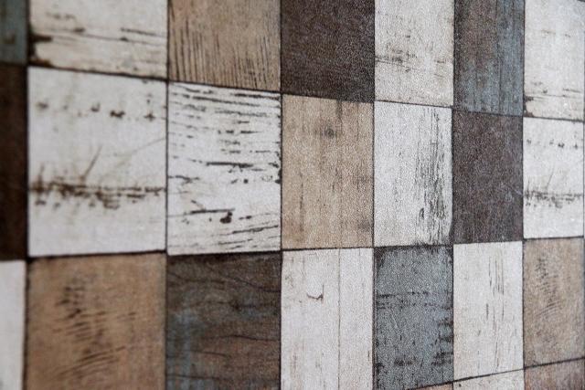 自分の好みに合う木材を使用できる(デザイン性)