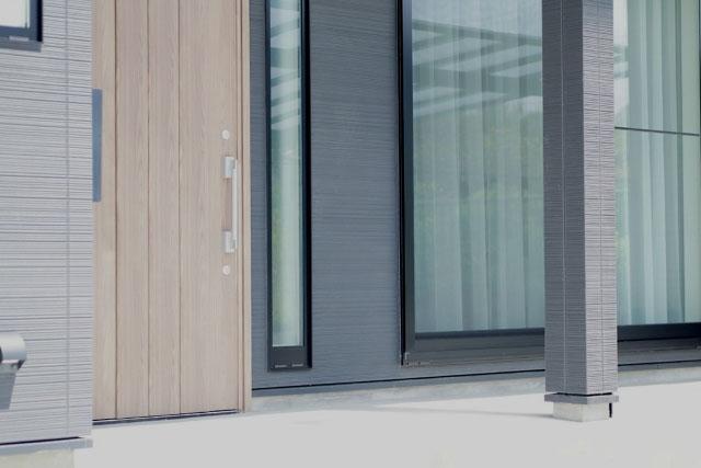 新築玄関鍵選び方電子型