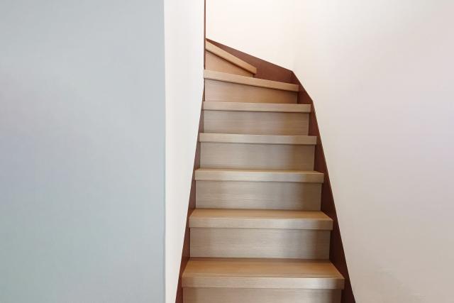 新築一戸建て間取り階段の種類
