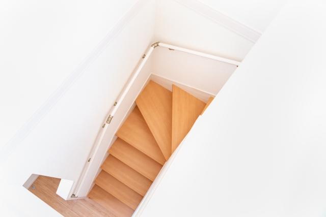 新築一戸建て間取り階段の面積