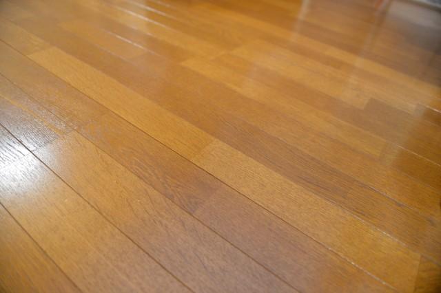 床材交換が大変?