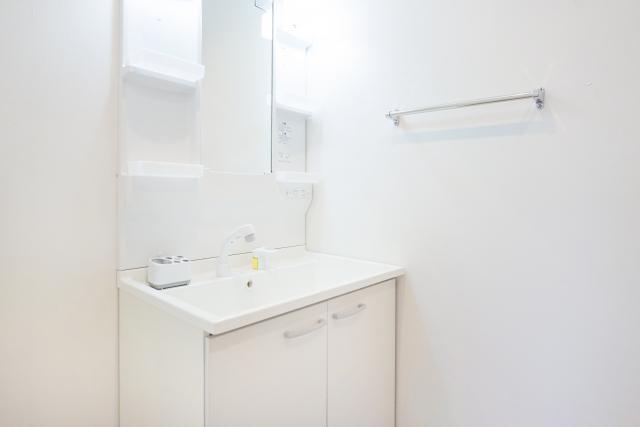 ママの家事動線間取り配置階段の近くに洗面所