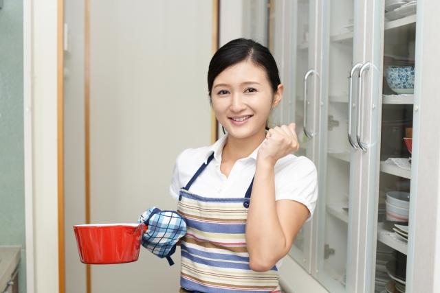 システムキッチン本体の幅選びのコツ