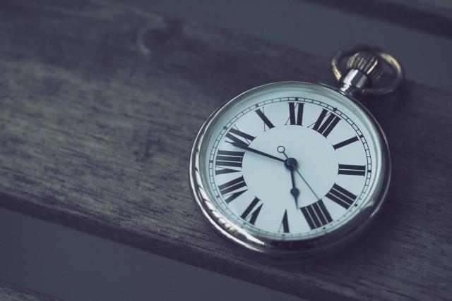 待つべき時間の得と損