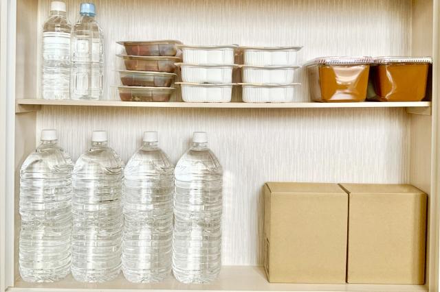 新築に収納術を活用可能かを見極めるコツ棚の耐重量