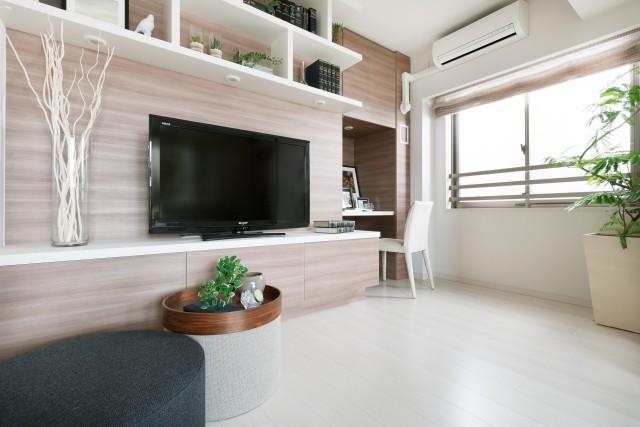 備え付け家具は必ず部屋のふかしを作らずに設置をする