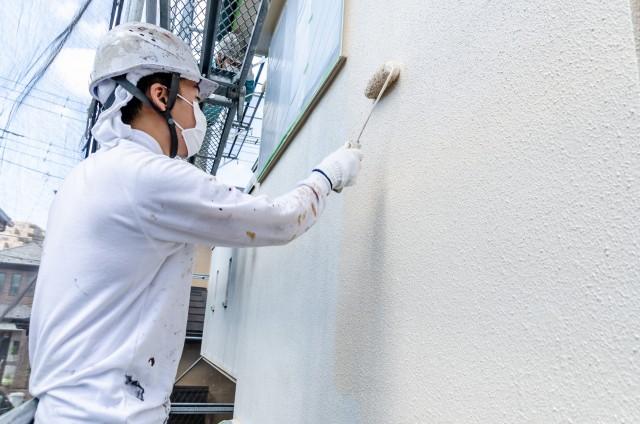 新築一戸建て木造維持費会社比較 外壁塗装に注目