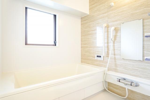 新築お風呂広さと浴槽の考え方